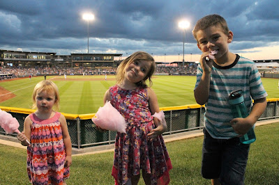 Omaha Weekend Family Guide - Go to a Baseball Game, Omaha Storm Chasers
