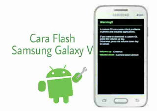Cara-flash-samsung-galaxy-v-sm-g313hz-lewat-pc