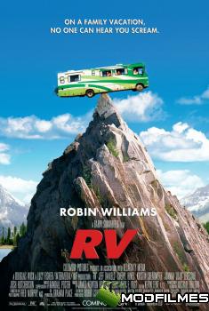 Capa do Filme Férias no Trailer