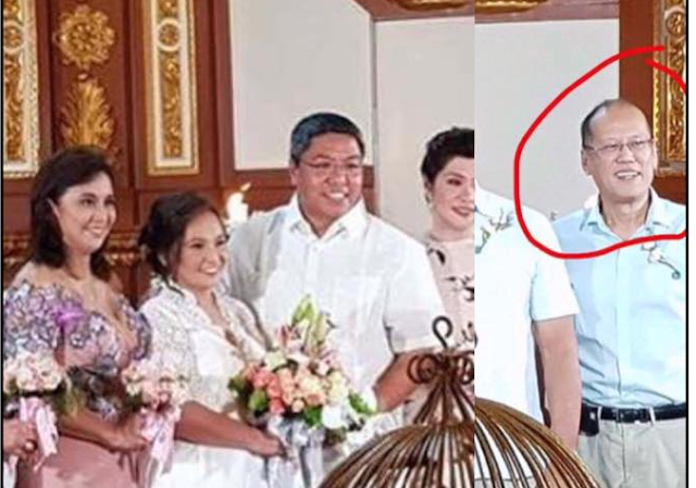 """What happened to ethics?"" :UST alumnus on photo of ABS-CBN journalist Jorge Cariño posing with Aquino, Robredo"