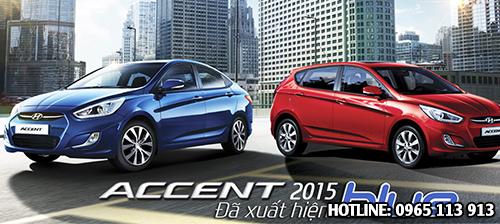Hyundai Accent 5 cửa Hải Phòng