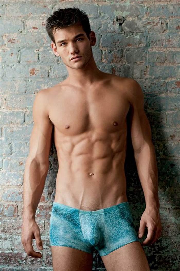 Gorgeous men chris fawcett naked