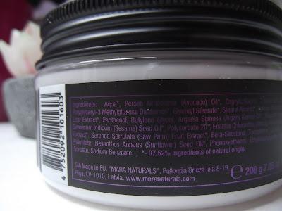 čučoriedkový telový jogurt zloženie