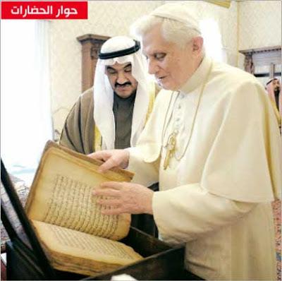 Paus,Paus Benediktus