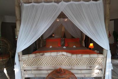 Sandat Glamping Tents Ubud