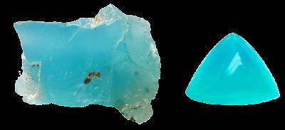 crisocola silicea gem silica | foro de minerales