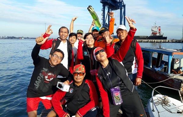 Anto, Penyelam Sulsel yang Gugur Saat Evakuasi Lion Air JT-610, Dikenal Aktif dalam Misi Kemanusiaan