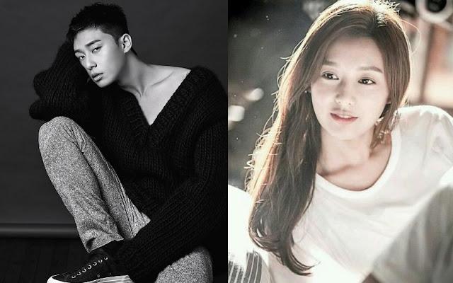朴敘俊 金智媛 確定接演KBS新劇《三流之路》