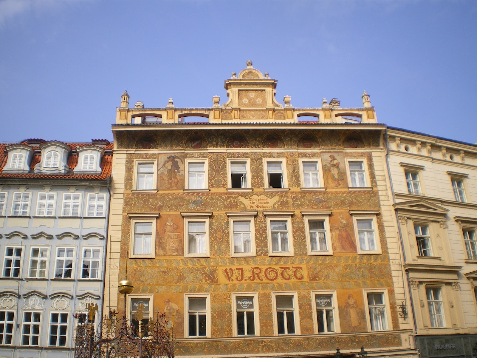 Praga Staré Město