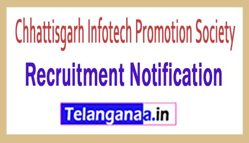 Chhattisgarh Infotech Promotion Society CHIPS Recruitment