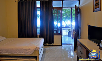 kakap cottage di paket wisata pulau sepa resort pulau seribu