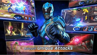 Power Rangers: Legacy Wars Mod Apk Android Terbaru
