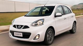 Harga Nissan March terbaru 5 Mobil City Car, Paling Laris di Tahun 2017