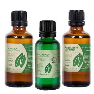 Comprar Aceite esencial árbol de té pack no mas piojos