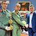 Ο νέος Διοικητής της 1ης Μεραρχίας Πεζικού σε Καλαϊτζίδη και Βοργιαζίδη