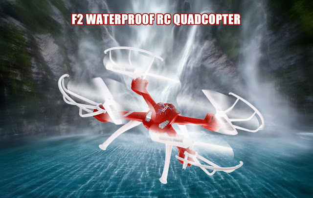 F2 Rc Quadcopter
