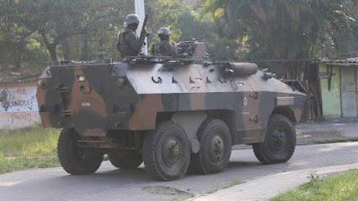 Forças de Segurança realizam operações nas zonas Norte e Sul do Rio