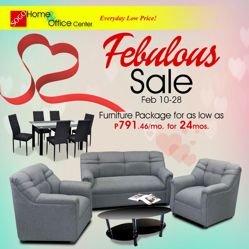 Manila Shopper Sogo Home Office Center Febulous Sale 2017