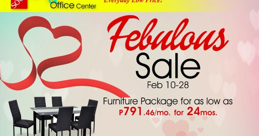 Manila shopper sogo home office center febulous sale 2017 Robinson s home furniture philippines