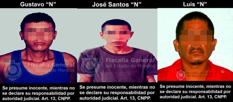Otro golpe al Cartel Jálisco Nueva Generación; desarticulan célula en Morelos