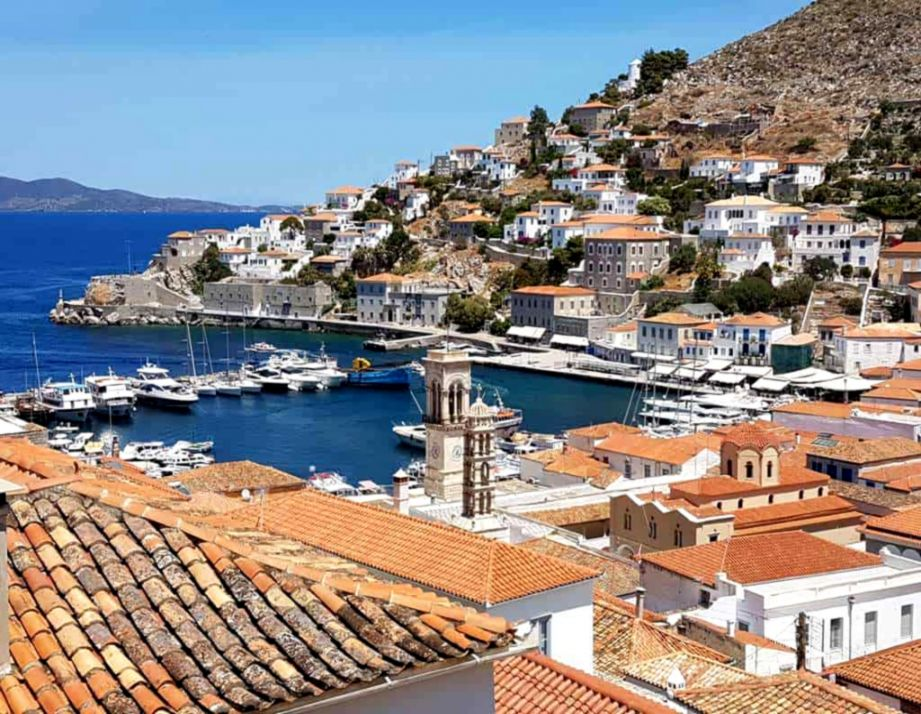 Hydra Images Greek Island Wallpapers Epic