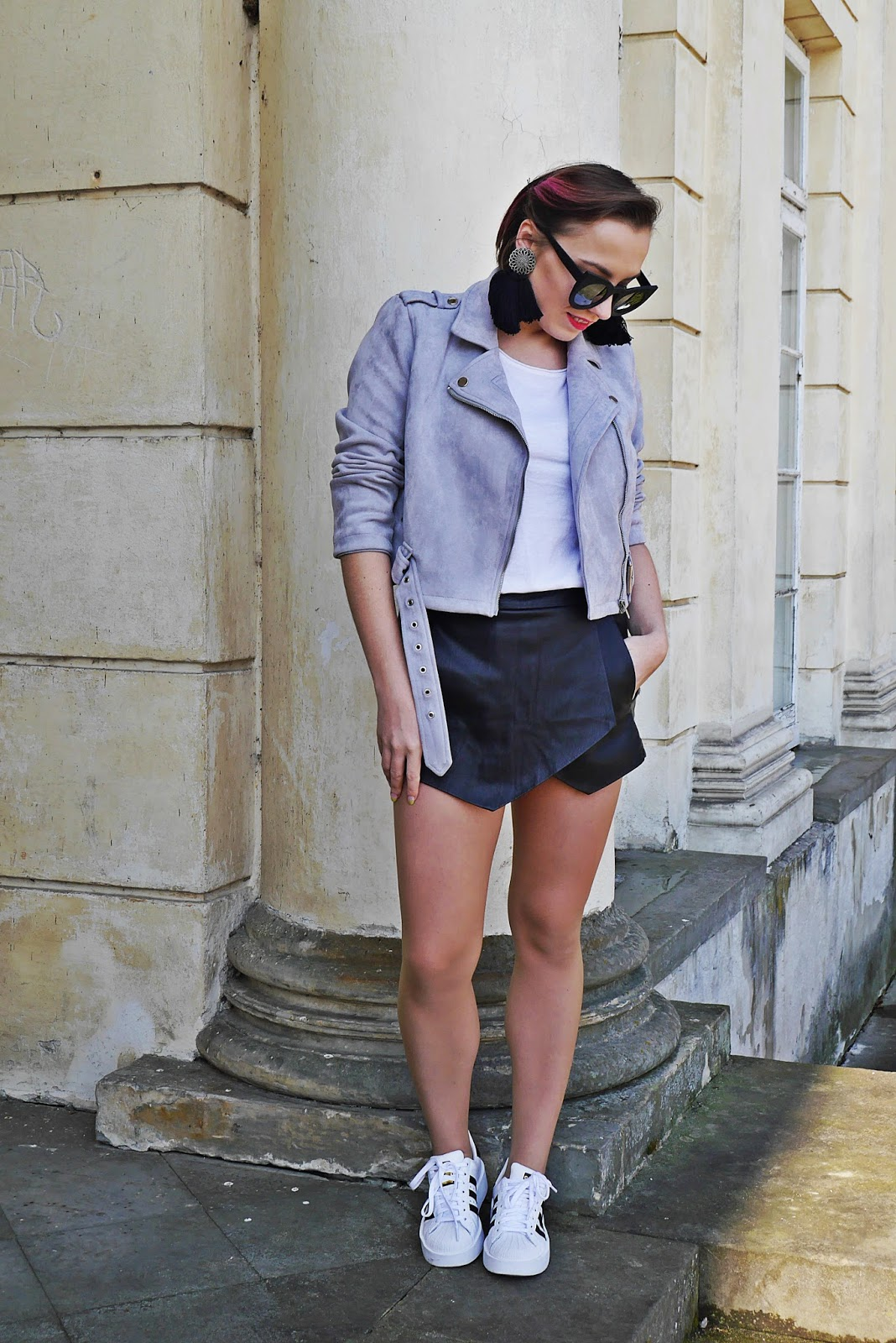 8_adidas_superstar_zara_shorts_gray_biker_jacket_karyn_blog_modowy_250318as