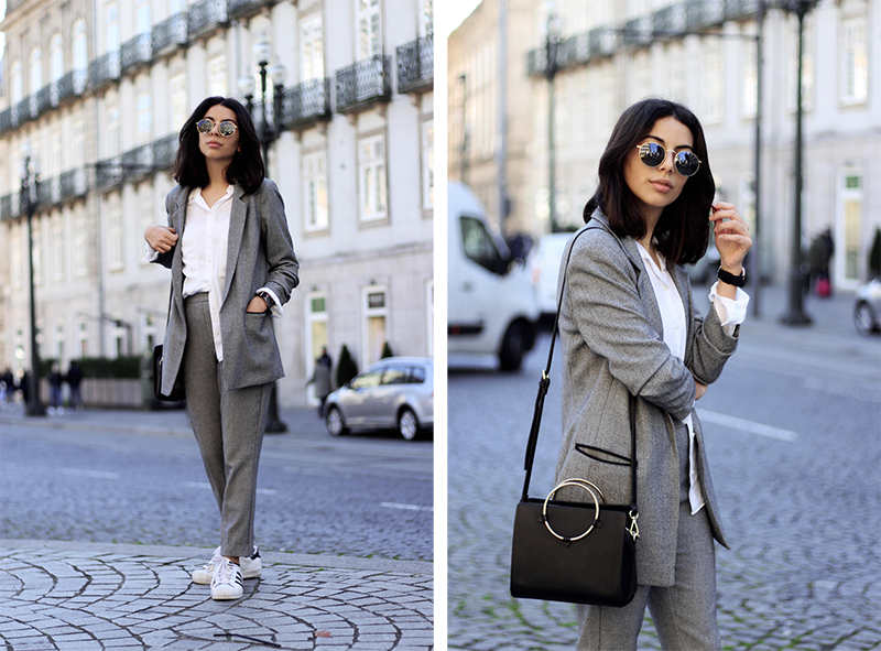 Suit In A Casual Way