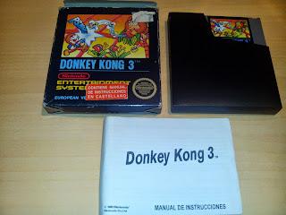 nes donkey kong 3