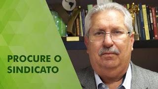 Presidente Antonio Neto orienta trabalhadores sobre as mudanças trazidas pela reforma trabalhista