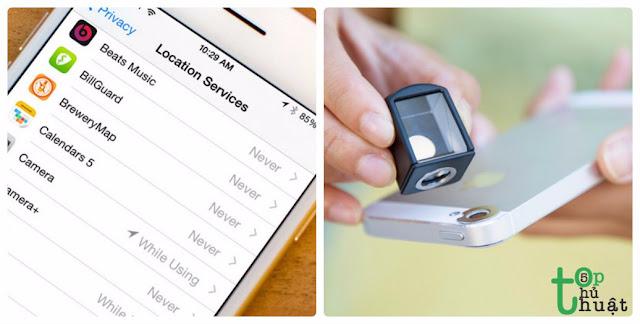 Hướng dẫn kiểm tra những ứng dụng theo dõi người dùng trên iPhone