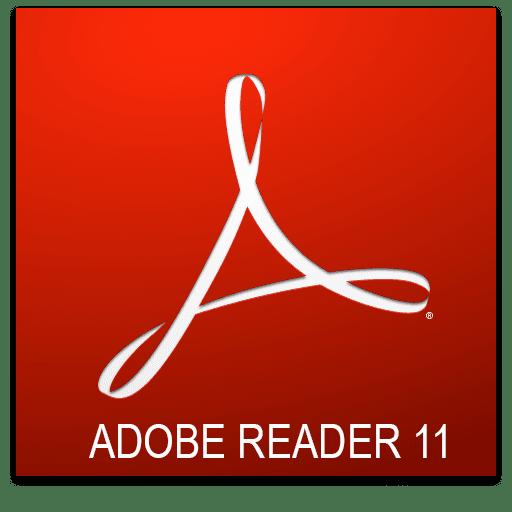ADOBE READER 11