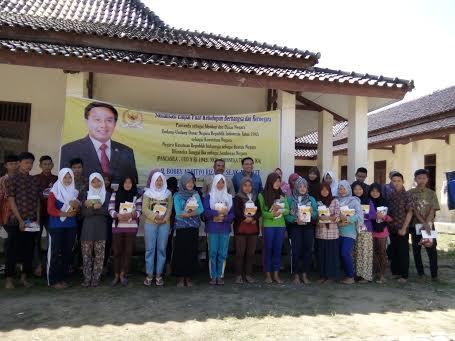 Anggota MPR RI Silaturahmi ke OKI