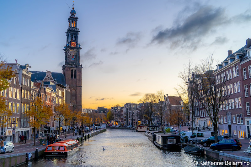 Prinsengracht Canal Things to Do Amsterdam Vacation