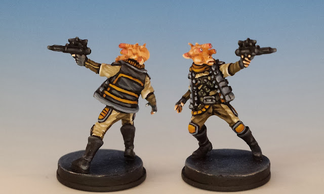 Gran Rebel Smuggler, Imperial Assault (2016) (conversion)