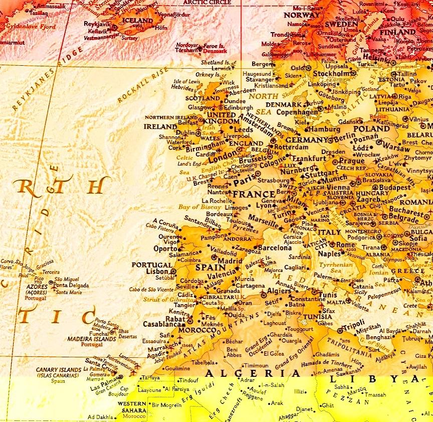 mapa decoracao lgbt gls
