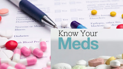 Know Your Oral Diabetic Meds