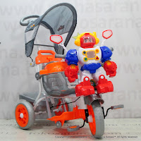 Family Robot Tricycle