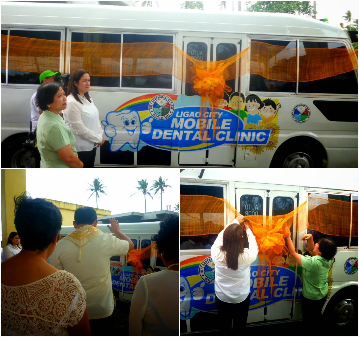 Albay 3rd District: Ligao City launches Mobile Dental Clinic