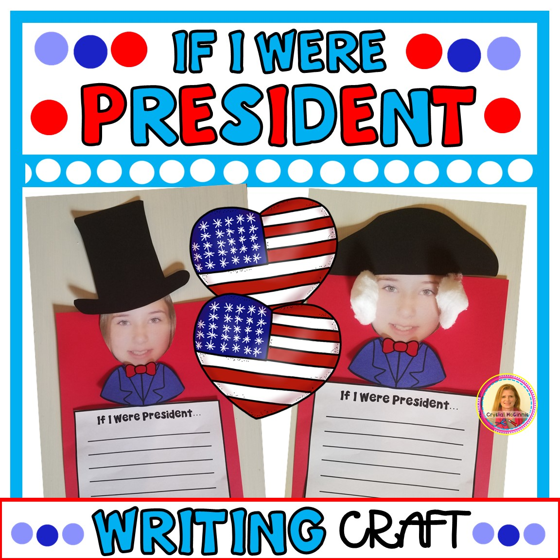 If I Were President Writing Craft Presidents Day