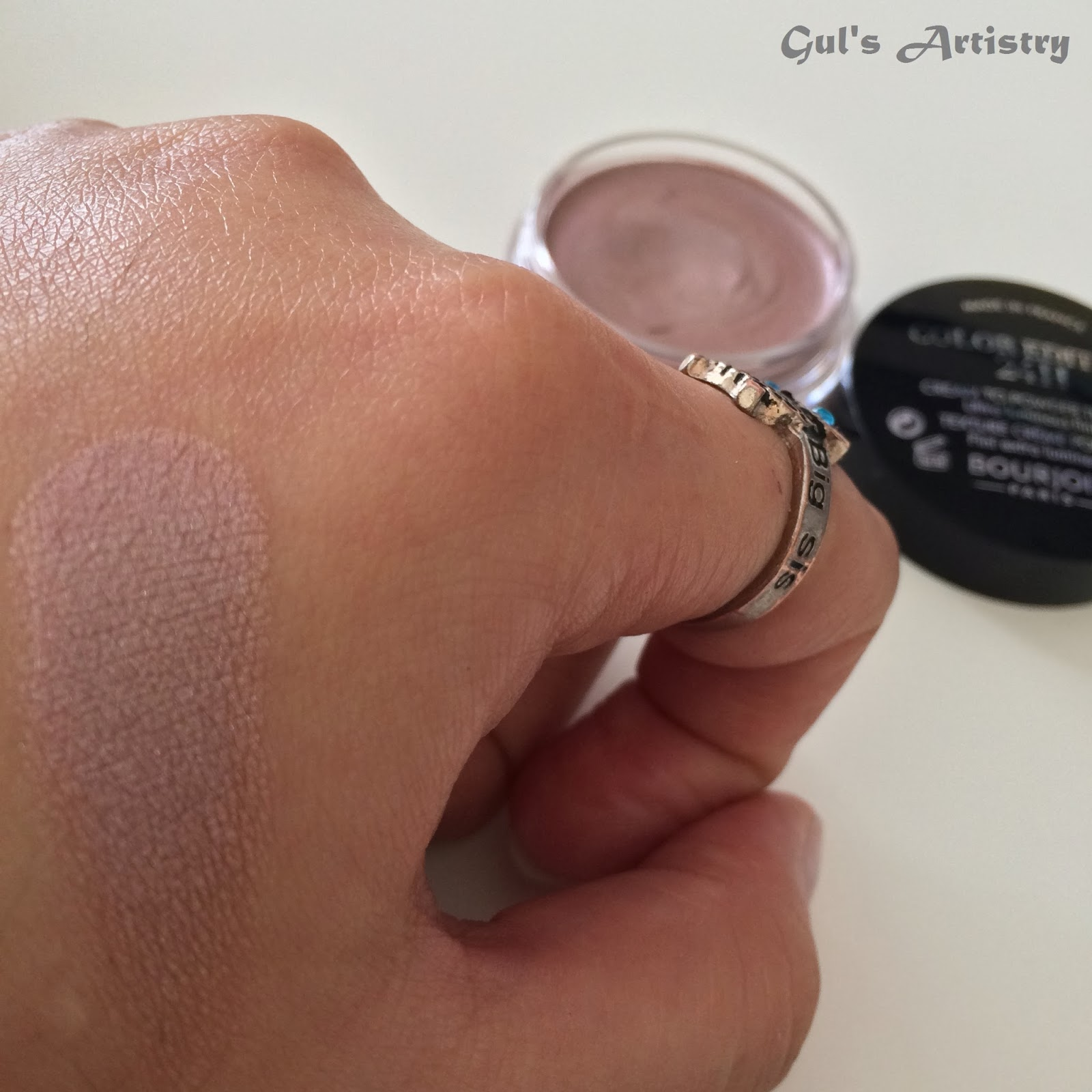 Gul's Artistry: Review: Bourjois Colour Edition 24H Eyeshadow ...