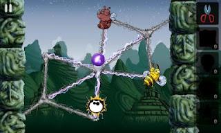 Greedy Spider 2 GamePlay