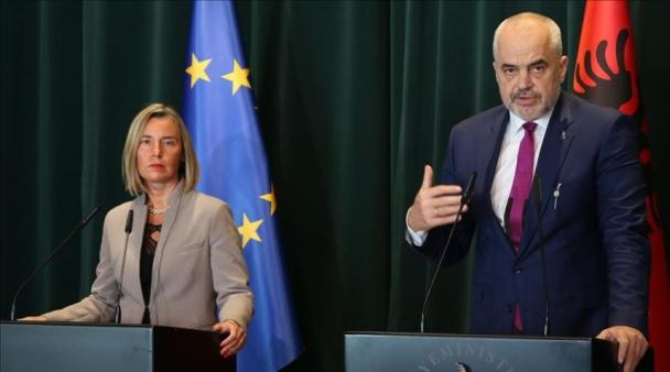Mogherini: Opening of EU-Albania negotiations, an achievable objective in June