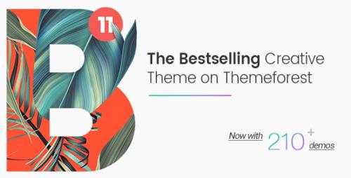 Bridge v11.1 – Creative Multi-Purpose WordPress Theme