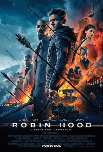 Robin Hood (BRRip 720p Dual Latino / Ingles) (2018)
