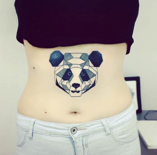 tatuagem-de-panda
