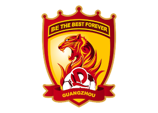 Guangzhou evergrande football club Logo Vector