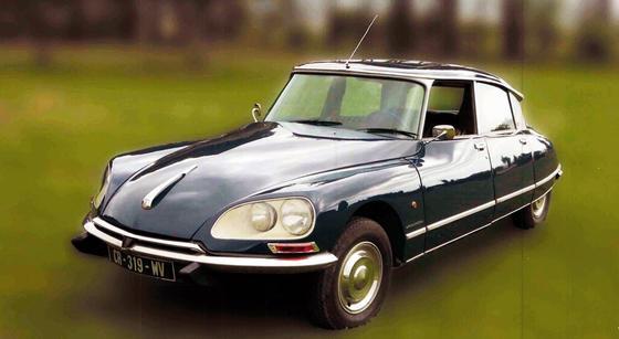 club5a voiture de legende la citro n ds 21 chapron la voiture. Black Bedroom Furniture Sets. Home Design Ideas