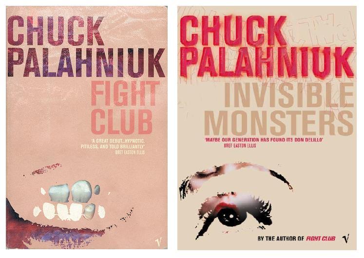 books: chuck palahniuk - The Lovecats Inc