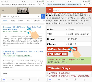 Cara Download Lagu di iPhone Gratis dan Mudah 100% Berhasil