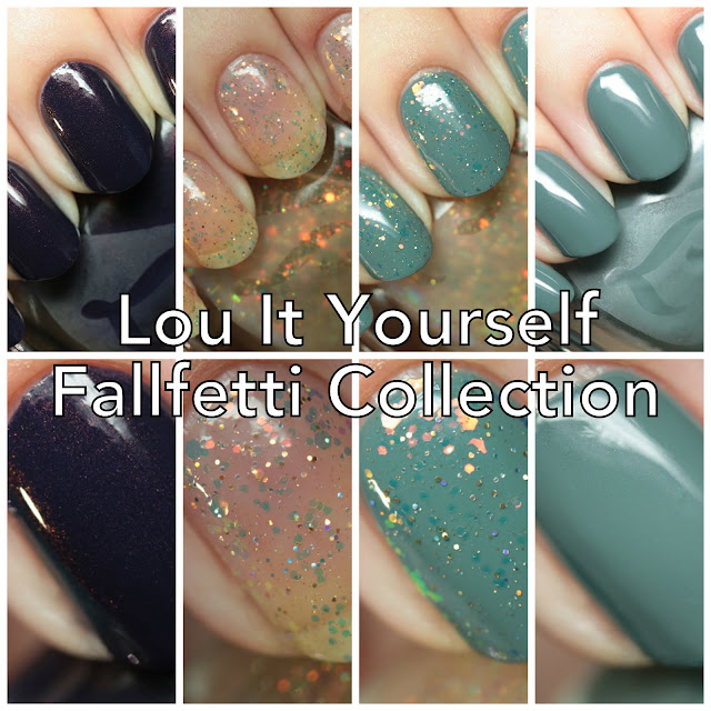 Lou It Yourself Fallfetti Collection
